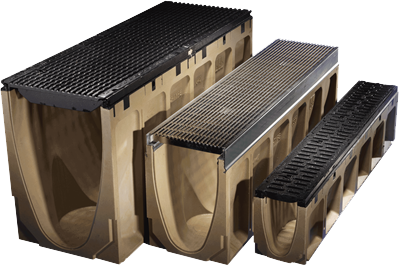 ACO Drain Products For Urban Infrastructure