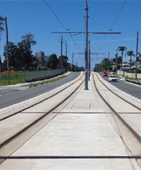 TramDrain Grooved Rail And Track Slab Drainage